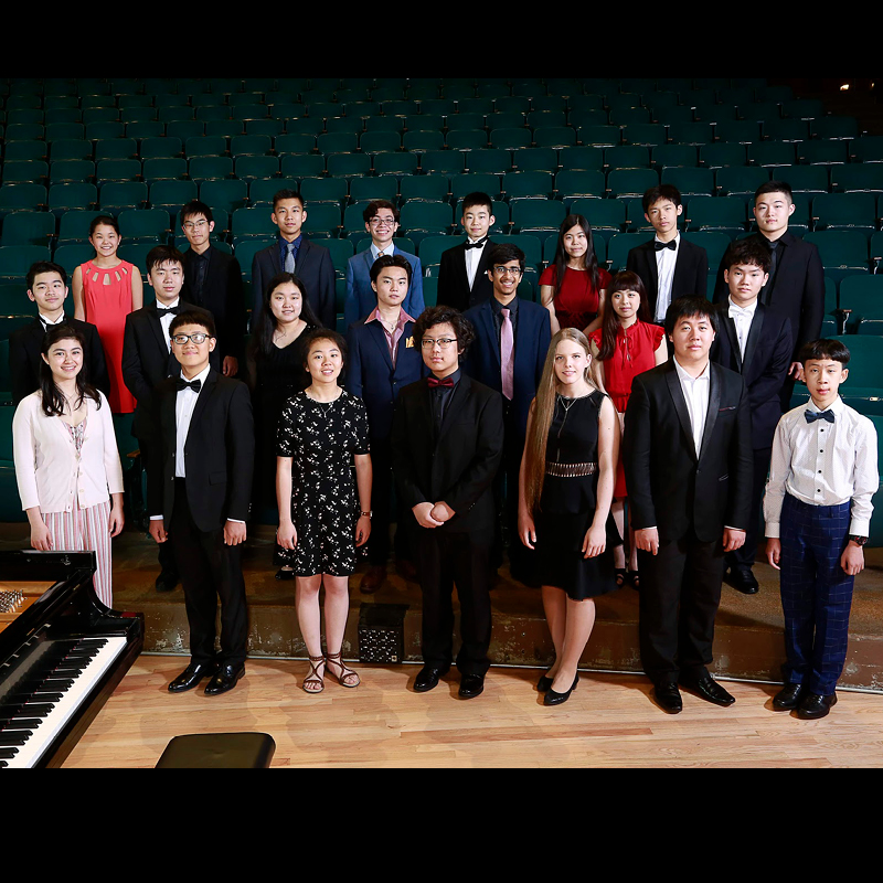 2019 Junior Competition Performance Order – The Cliburn