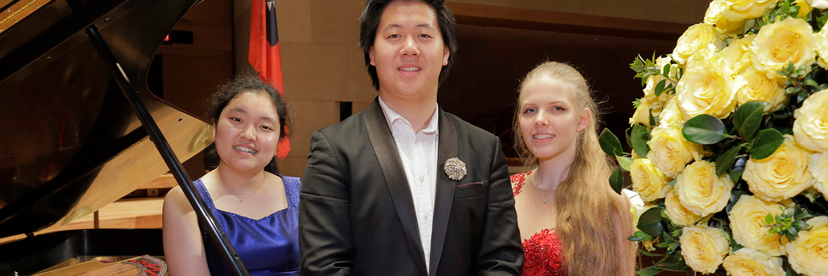 2019 Junior Competition – The Cliburn
